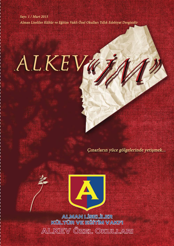 ALKEV'İM' Sayı: 1 / Mart 2015