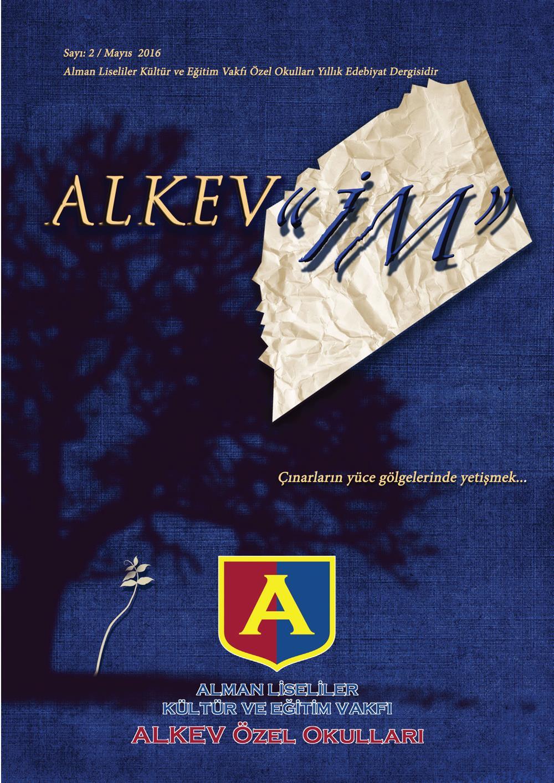 ALKEV'İM' Sayı: 2 / Mayıs 2016