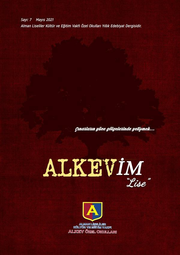 ALKEV'İM' Lise - Sayı: 7 / Mayıs 2021
