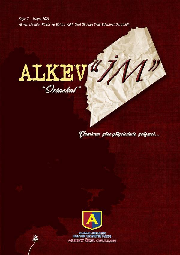 ALKEV'İM' Ortaokul - Sayı: 7 / Mayıs 2021