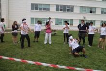 19 Mayıs Atatürk'ü Anma Gençlik ve Spor Bayramı haftası 'Survivor Ödül Oyunları'