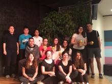 Okulumuz Lise Öğrencilerinin 'Bir Nokta Koy' Kampanyasına Büyük Desteği