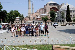 İstanbul'un Zaman Yolculuğu Projesi