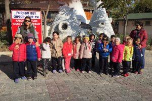 Anaokulu – Büyükçekmece Kültür Parkı Gezisi