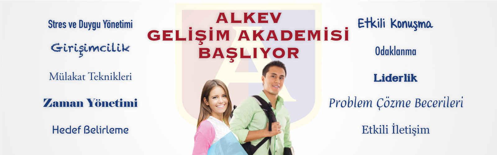 ALKEV Gelişim Akademisi Başlıyor