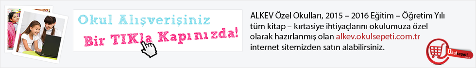 ALKEV Okul Sepeti