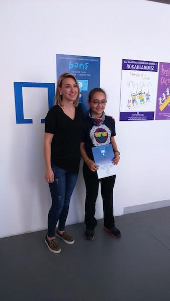 Şener Özler Çocuk ve Mimarlık Resim Yarışması