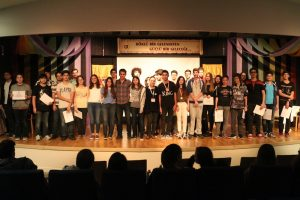 ALKEV Özel Anadolu Lisesi Münazara Turnuvası – Nisan 2016