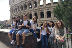 Anadolu Lisesi Öğrencileri İtalya'da – Mayıs 2016
