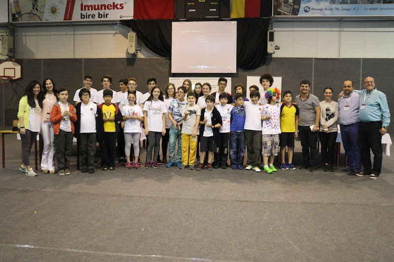 ALKEV Robotik Günleri (AROG) Okulumuzda Düzenlendi – Mayıs 2016