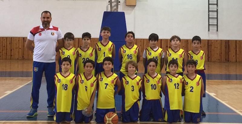ALKEV Minik Erkek Basketbol Takımı ŞAMPİYON – Tebrik ederiz !!!
