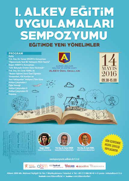 I. ALKEV Eğitim Uygulamaları Sempozyumu 2016
