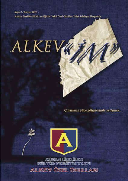 """ALKEV""""İM"""" Sayı: 2 / Mayıs 2016 Çıktı"""