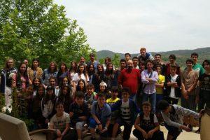 Anadolu Lisesi Öğrencileri Nesin Matematik Köyünde