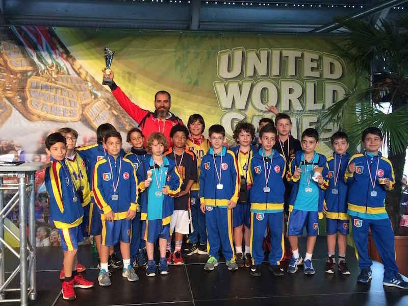 UWG'de Basketbol Turnuvasında İkincilik!