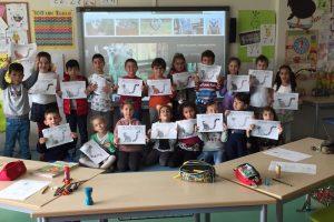 1.Sınıflar Lemurlarla