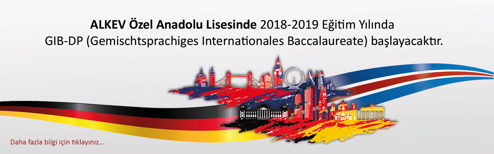 GIB (Gemischtsprachiges Internationales Baccalaureate) Diploma Programı