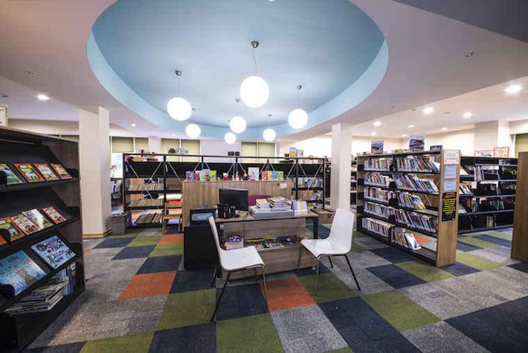 İlk ve Ortaokul Kütüphanesi